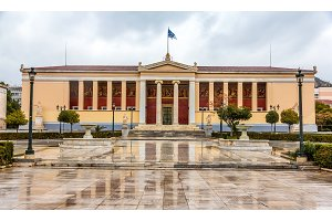 National and Kapodistrian University of Athens - Greece
