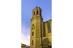 Belfry of the Cathedral of Saint Mary of Girona - Spain