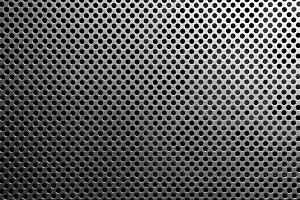 iron speaker grid texture background