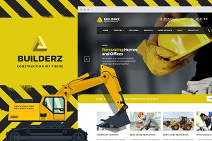 Builderz - Construction WP Theme