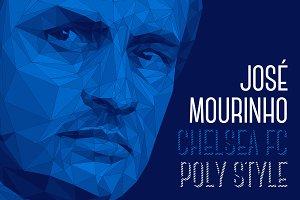 Jose Mourinho, Chelsea FC - Poly