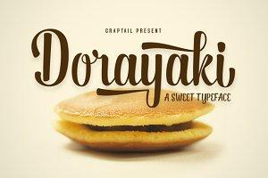 Dorayaki Script (30%off)