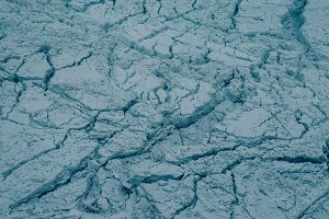 Ice Flow Background Texture