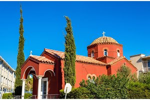 Church at the Old Hospital - Limassol, Cyprus