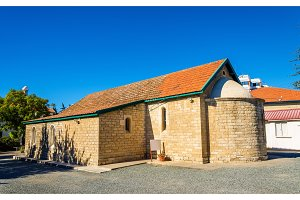 St. Barnabas Anglican Church in Limassol - Cyprus