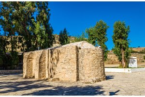 Agios Ermogenis near Episkopi village in Cyprus