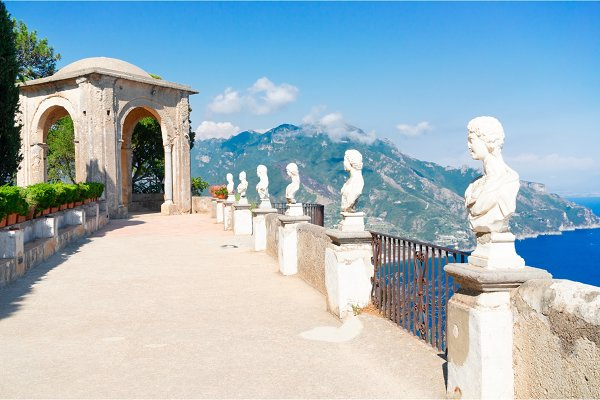 Architecture Stock Photos: Neirfy - Ravello village, Amalfi coast of Italy