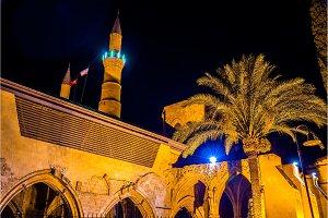 Selimiye Mosque in Nicosia - Northern Cyprus