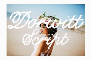 Dorwitt Script .ttf Font