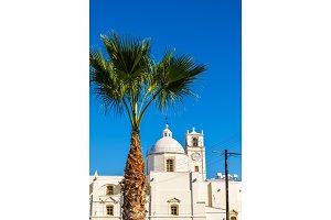 St. Mary of Graces Catholic Church in Larnaca
