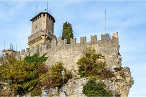 Guaita, the First Tower of San Marino