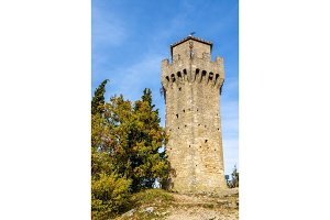 The Montale, the Third Tower of San Marino