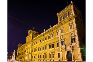 The Ducal Palace of Modena - Italy