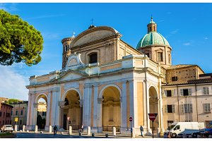 The Cathedral of Ravenna - Italy, Emilia-Romagna