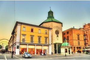 St. Antonio di Padova (Paolotti) Church in Rimini