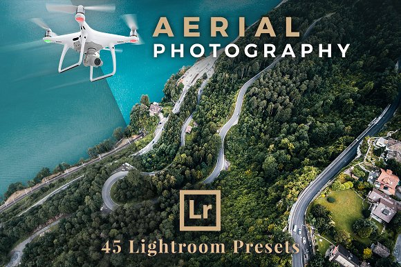 Aerial Photography Lightroom Presets