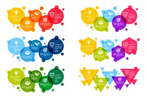Colorful Business Infographics 2