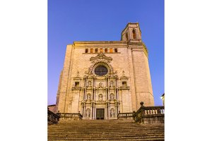 Cathedral of Saint Mary of Girona - Spain