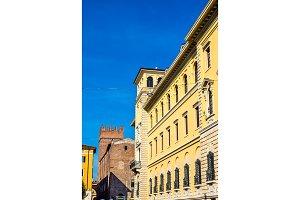 Palazzo Fagiuoli (ex Central Post Office) in Verona - Italy