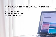 Huge Addons for Visual Composer