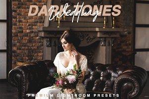 Dark Tones Wedding Lr Presets