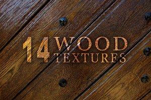 14 Wood Textures
