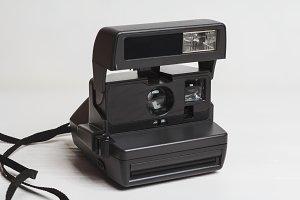 Vintage photo camera