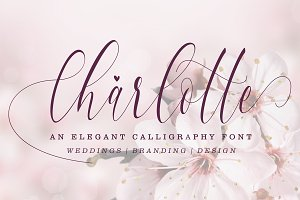 Charlotte Calligraphy