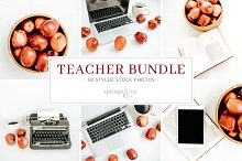 Teacher Styled Stock Photo Bundle