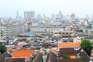 Bangkok panorama. Thailand