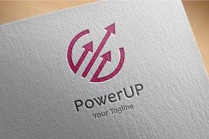 Power UP Logo