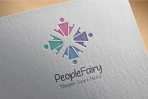 People Crycle Faily Logo