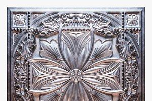 3D Model Old Ceiling Tile