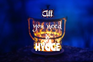 All you need is hygge