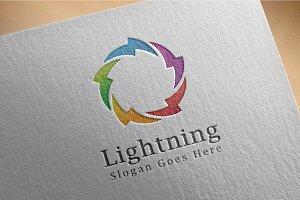 Thunder / Lightning / Power - logo