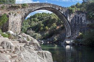 Gredos river pools