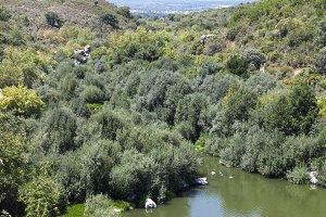 Gredos river