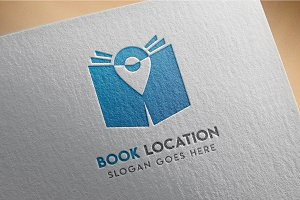 Book Location - Logo