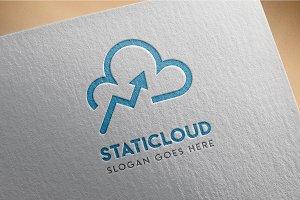 Statistic Coud - Logo