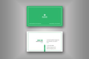 Kio Business Card