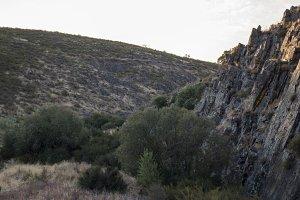 Toledo mountains