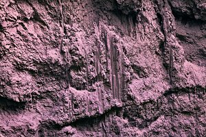 Dirty Pink Organic Stone Texture