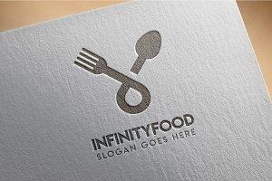 Infinity Food - Logo