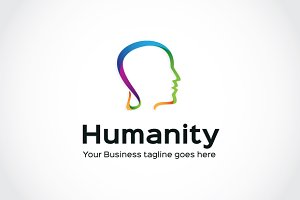 Humanity Logo Template