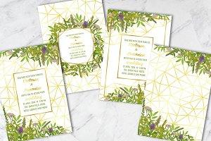 Wedding Herb Set