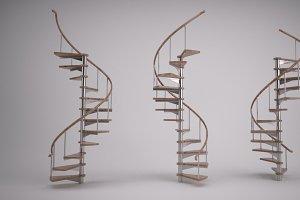 Spiral Staircase 02