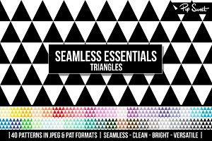 40 Seamless Triangle Set