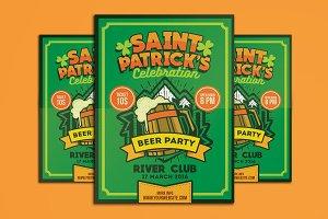 Saint Patrick's Beer Party