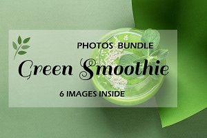 Fresh Green Smoothie bundle