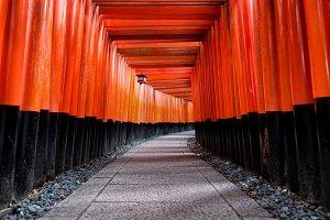 Fushimi Inari, Kyoto